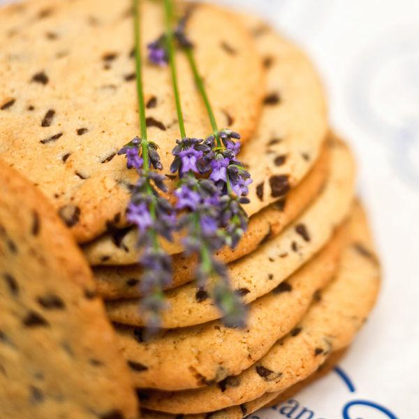 Cookies à la Lavande