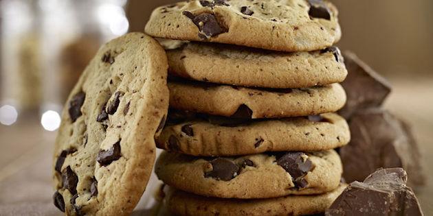 Cookies Moelleux Américain