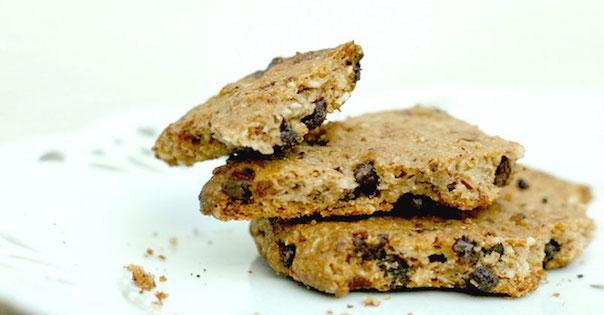Cookies Sans Gluten à la Châtaigne et au Chocolat