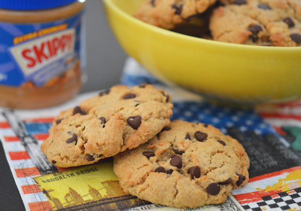Cookies Sans Gluten au Beurre de Cacahuète