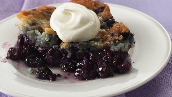 Photo Recette Country Blueberry Dessert