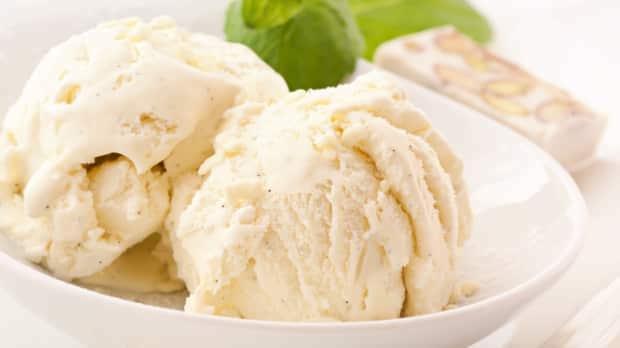 Photo Recette Crème Glacée à la Vanille de Caroline