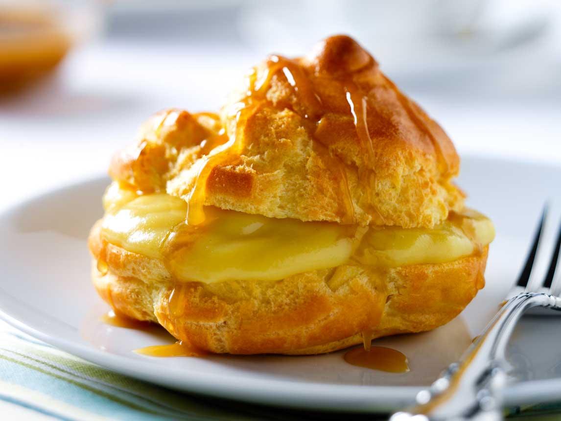 Crème Pâtissière Rapide