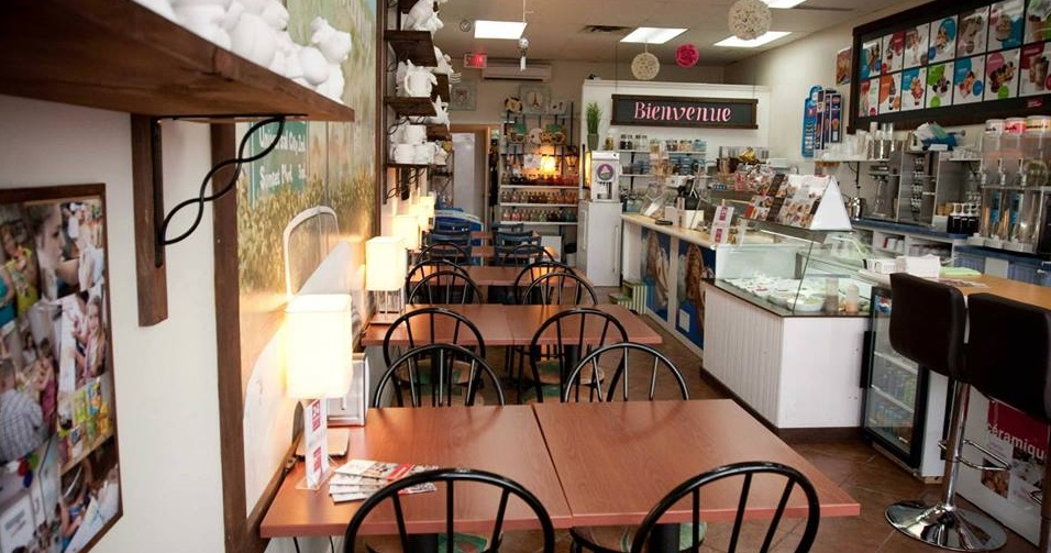 Crémerie Café Céramique en Ligne