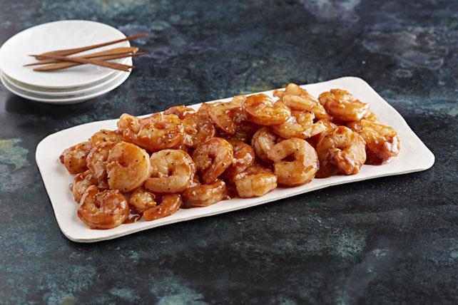 Photo Recette Crevettes Cajuns