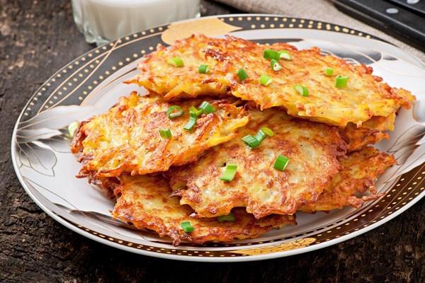 Photo Recette Crispy Crêpes de Pommes de Terre Allemandes
