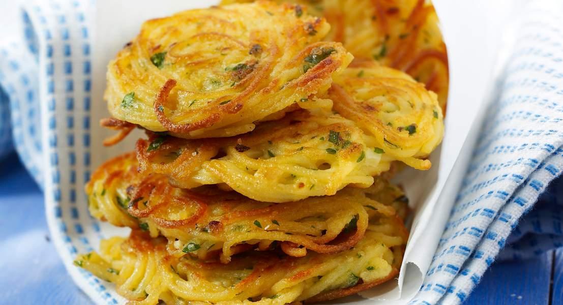 Photo Recette Croquettes aux Spaghettis