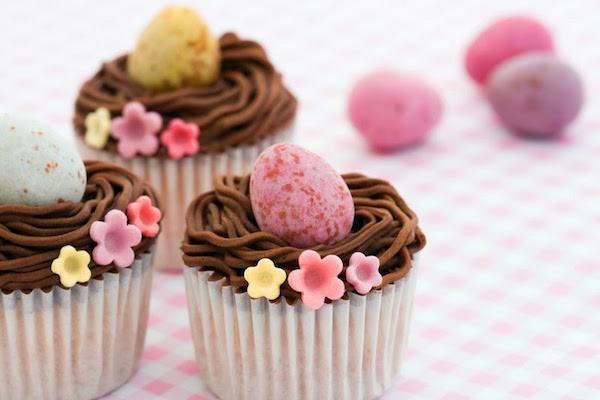 Cupcakes à Pâques