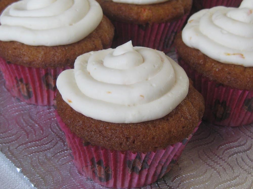 Photo Recette Cupcakes aux Carottes