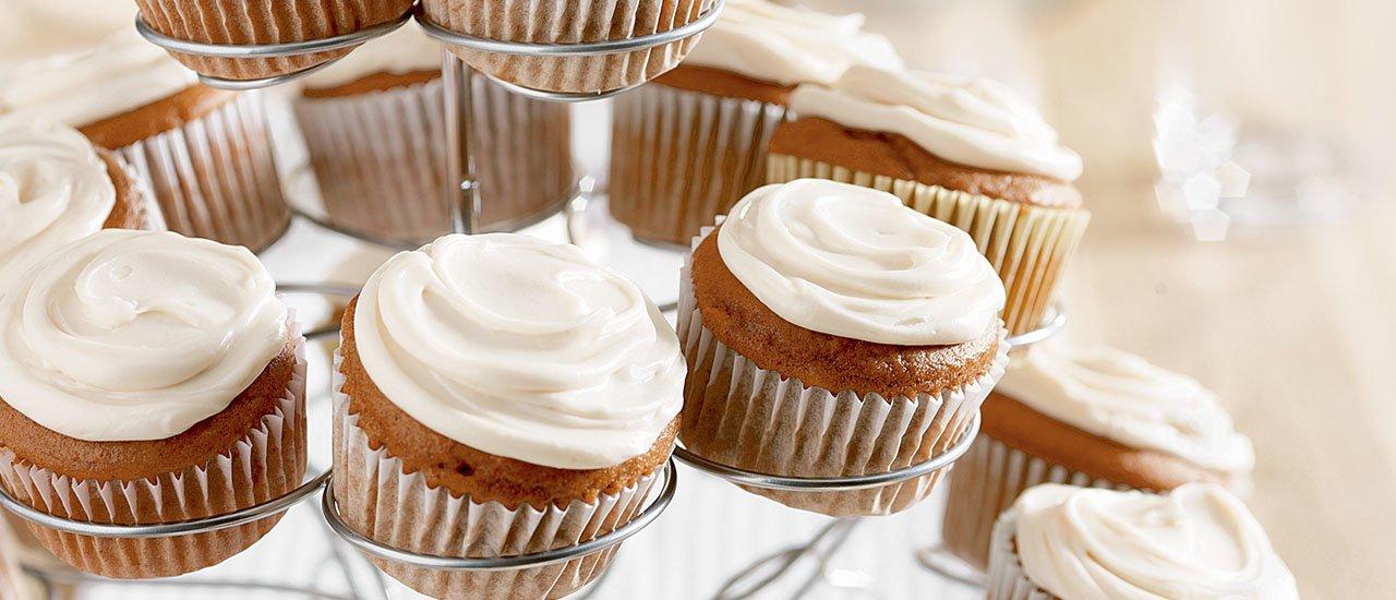 Photo Recette Cupcakes aux Épices et à la Soupe aux Tomates
