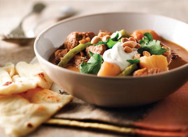 Photo Recette Curry au Bœuf et aux Pommes de Terre à la Mijoteuse