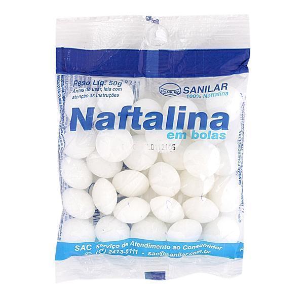 Dangereuses Boules De Naphtaline