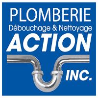 Logo Débouchage et Nettoyage Action
