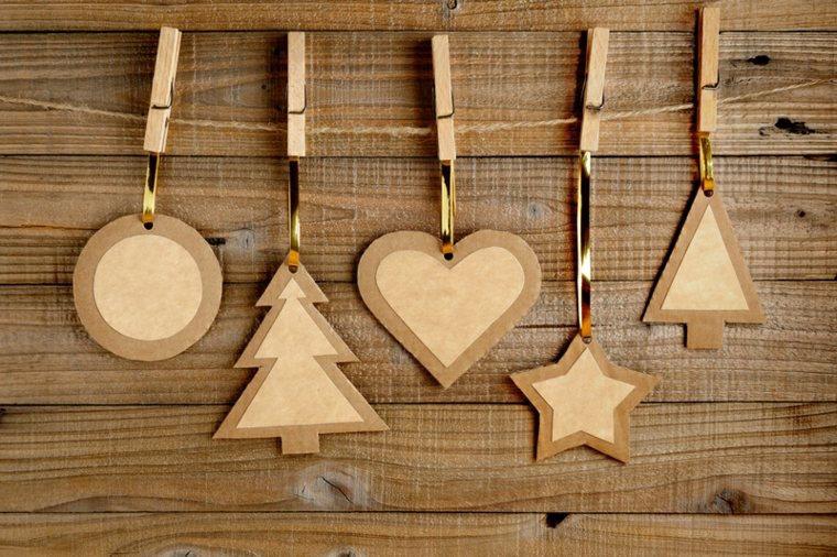 Déco de Noël à Fabriquer en 53 idées Amusantes pour vous Inspirer