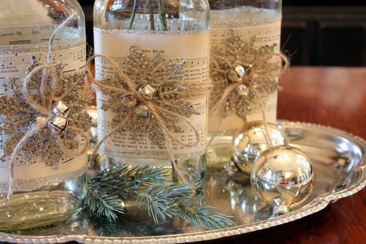 Déco de Table pour Noël en 36 Idées Originales
