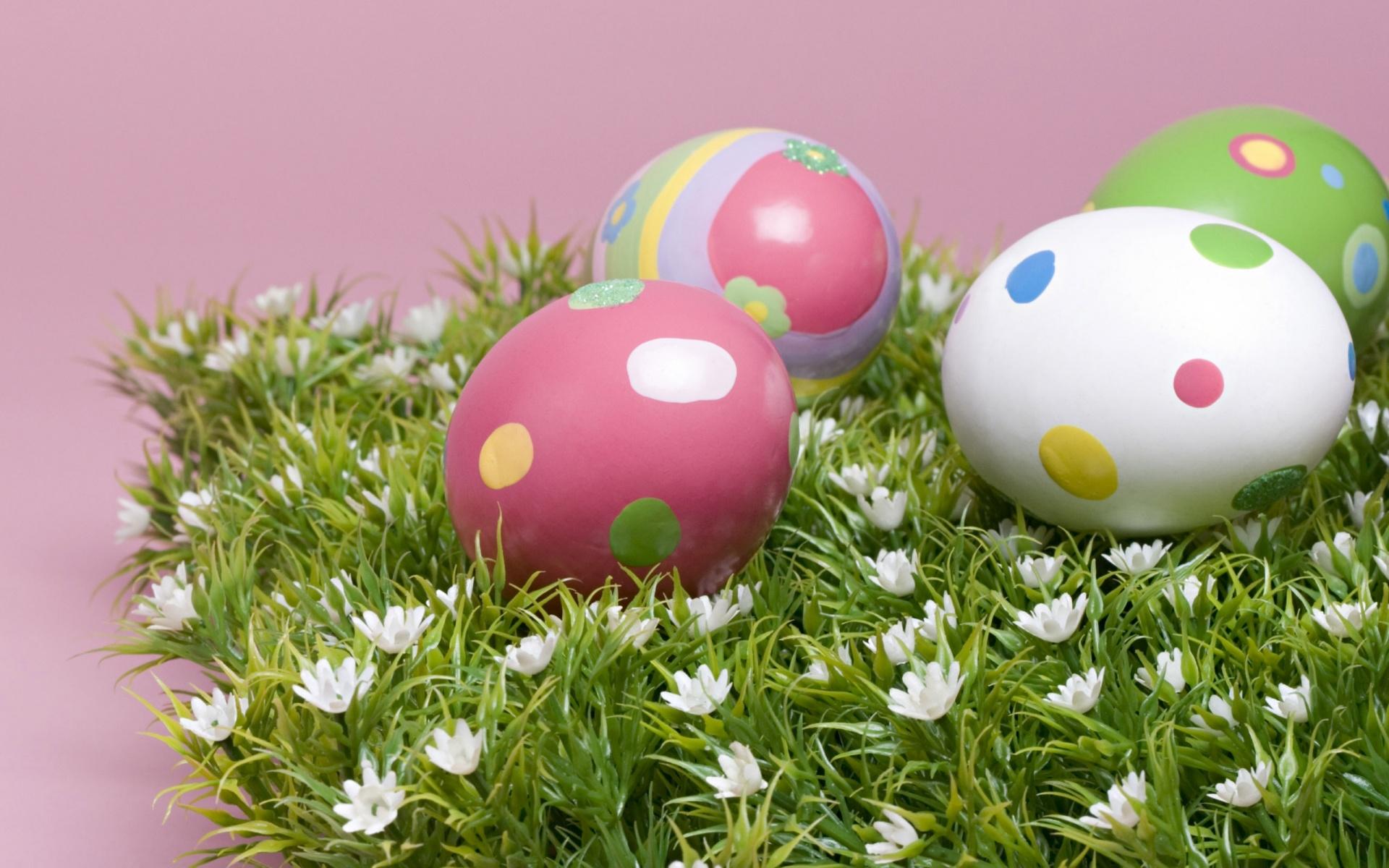 Décorer les Oeufs de Pâques