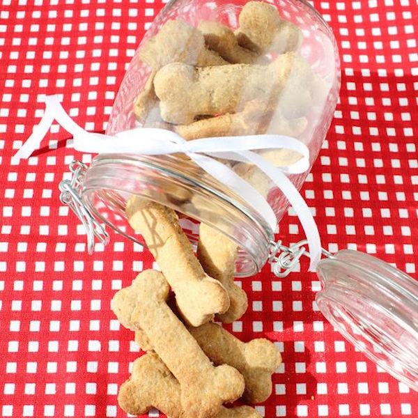 Des Biscuits au Beurre D'arachide