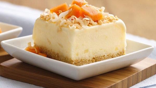 Dessert Glacé au Piña Colada