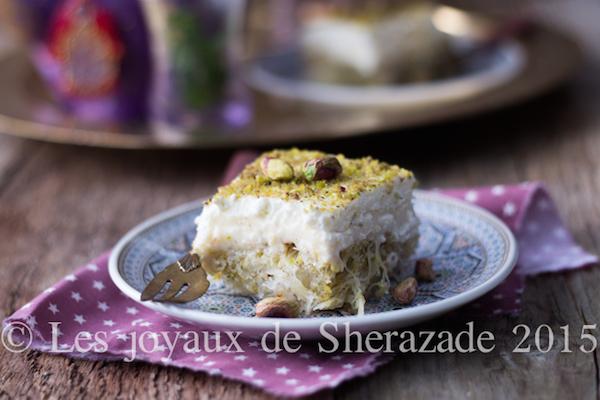 Photo Recette Dessert Grec au Kataïf