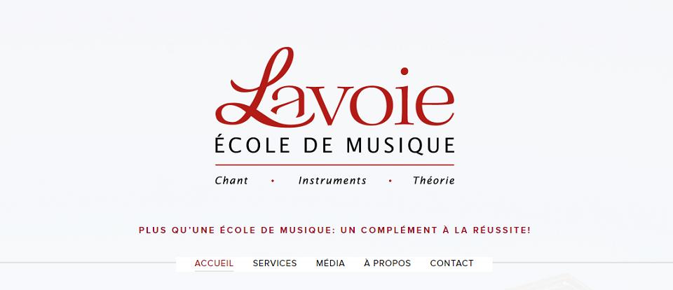 École de Musique Lavoie en Ligne