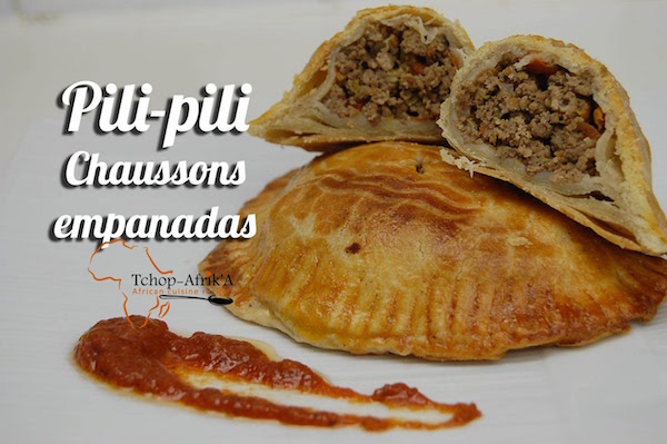 Empanadas, Chaussons, Pili Pili à la Viande Hachée
