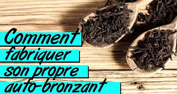 Comment Fabriquer son Propre Auto-Bronzant