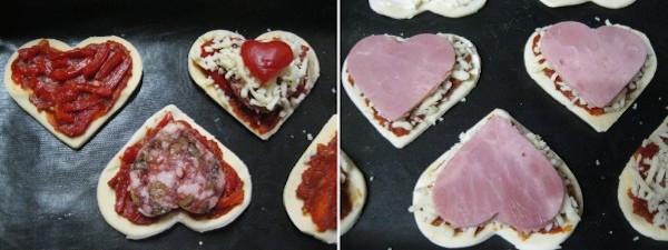 Farandole de Minis Pizza en ♥♥♥ 1