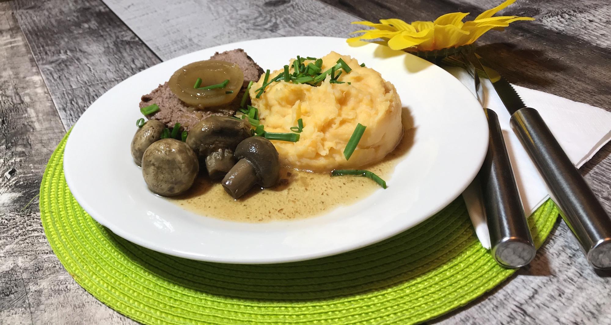 Filet Boeuf aux Champignons
