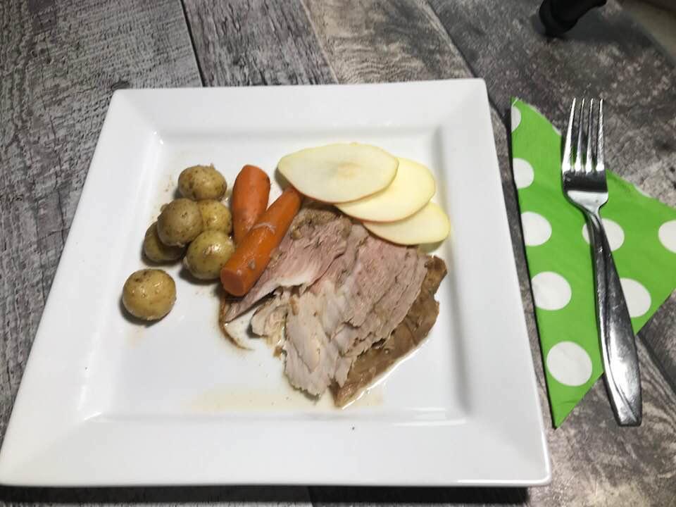 Filet de Porc à la Mijoteuse