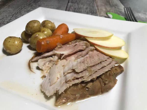 Filet de Porc à la Mijoteuse 9