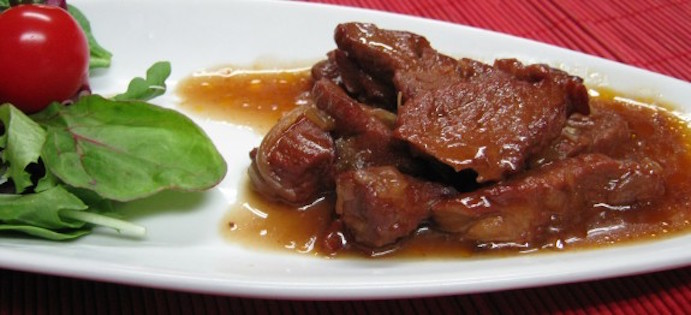 Photo Recette Filet de Porc aux Canneberges
