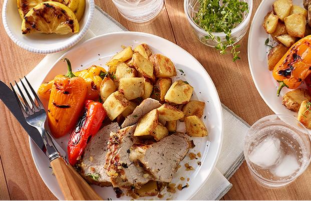 Photo Recette Filet de Porc et Pommes de Terre