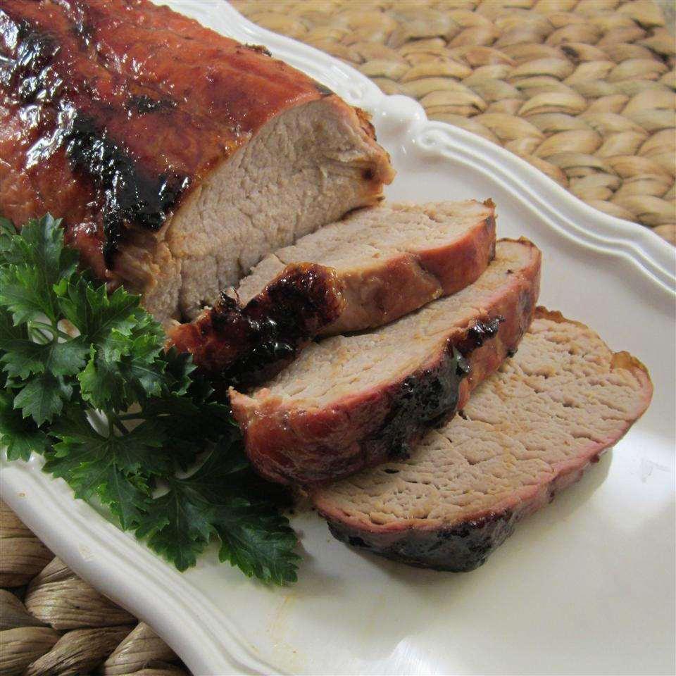 Photo Recette Filet de Porc Glacé au Miel