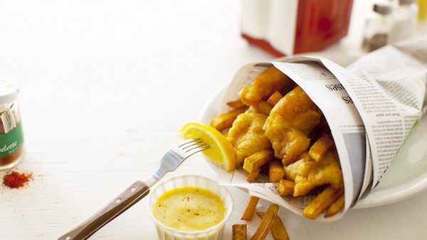Photo Recette Fish and Chips