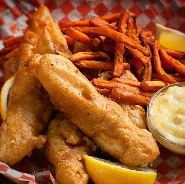 Photo Recette Fish & Chips de Morue à la Bière