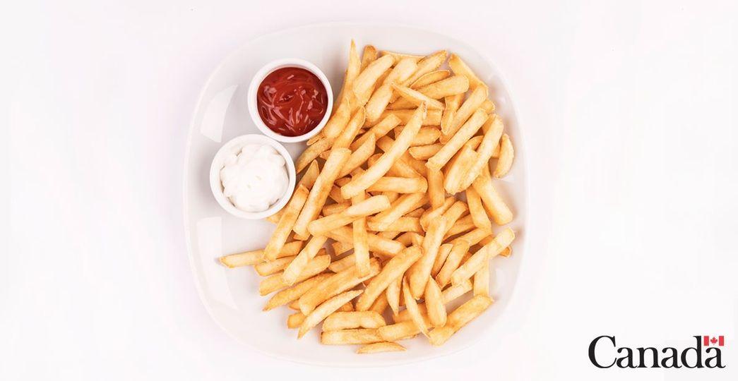 Préférez-vous le Ketchup ou la Mayonnaise avec vos Frites?