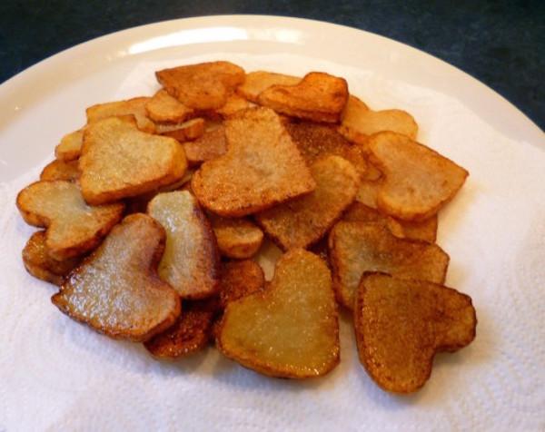 Frites St Valentin