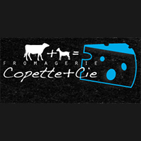 Logo Fromagerie copette & Cie