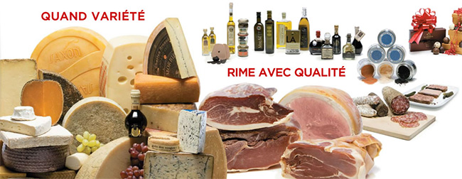 Fromagerie des Nations - Charcuterie