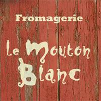 Logo La Fromagerie le Mouton Blanc