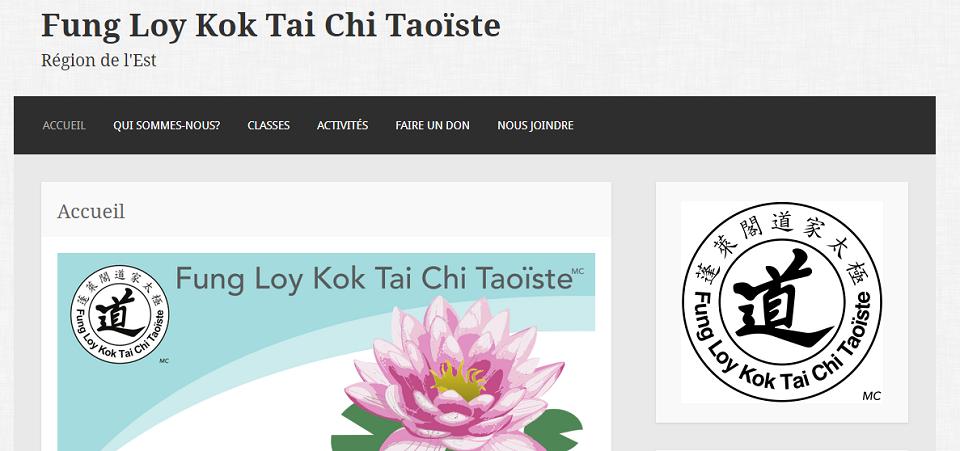 Fung Loy Kok Tai Chi Taoïste en Ligne