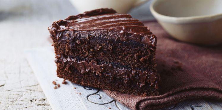 Photo Recette Gâteau au Chocolat avec Ganache