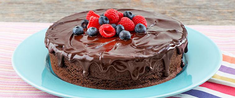 Photo Recette Gâteau au Chocolat Noir
