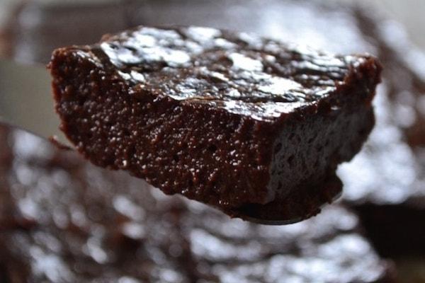 Gâteau au Chocolat Sans Croûte