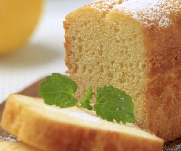 Gâteau au Citron Végétalien et Sans Gluten