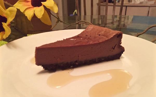 Gâteau au Fromage Chocolaté
