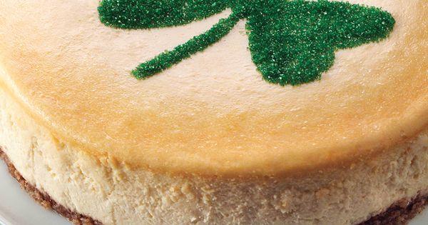 Photo Recette Gâteau au Fromage un Brin Irlandais