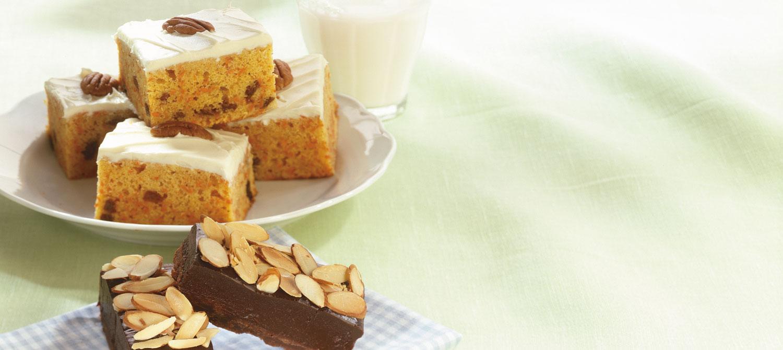 Gâteau aux Carottes Décadent