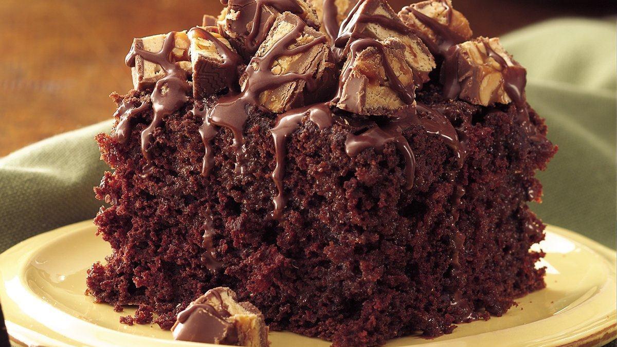 Gâteau aux Friandises