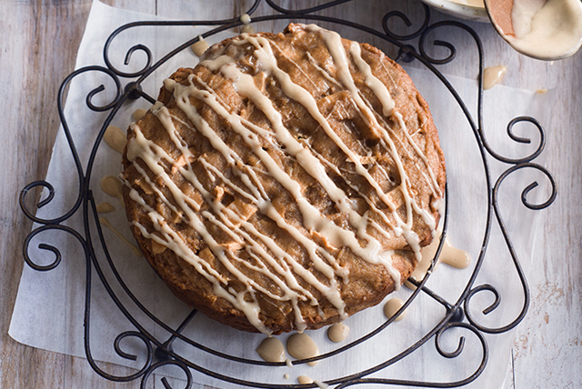 Gâteau aux Pommes à la Mijoteuse